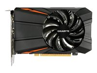 Gigabyte GeForce GTX 1050 D5 2G - Graphics card - NVIDIA GeForce GTX 1050