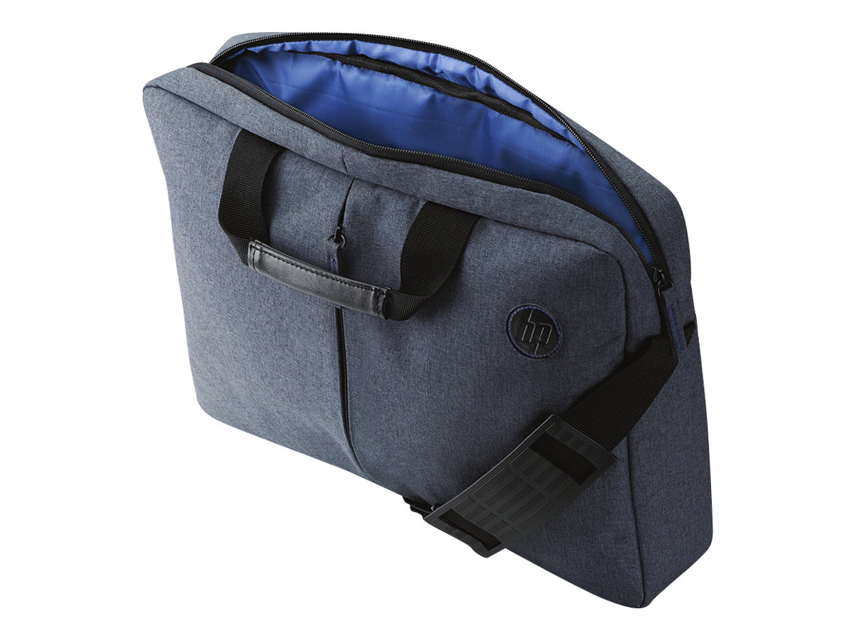 """Image de HP Essential Top Load Case - Sacoche pour ordinateur portable - 15.6"""" - pour OMEN by HP 15; HP 14, 15; ENVY x360; Pavilion 14, 15; Pavilion x360; Stream 11"""