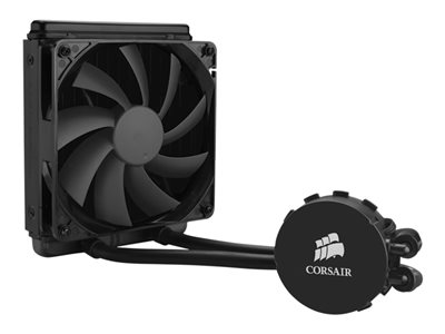Corsair Hydro Series H90 High Performance Liquid CPU Cooler