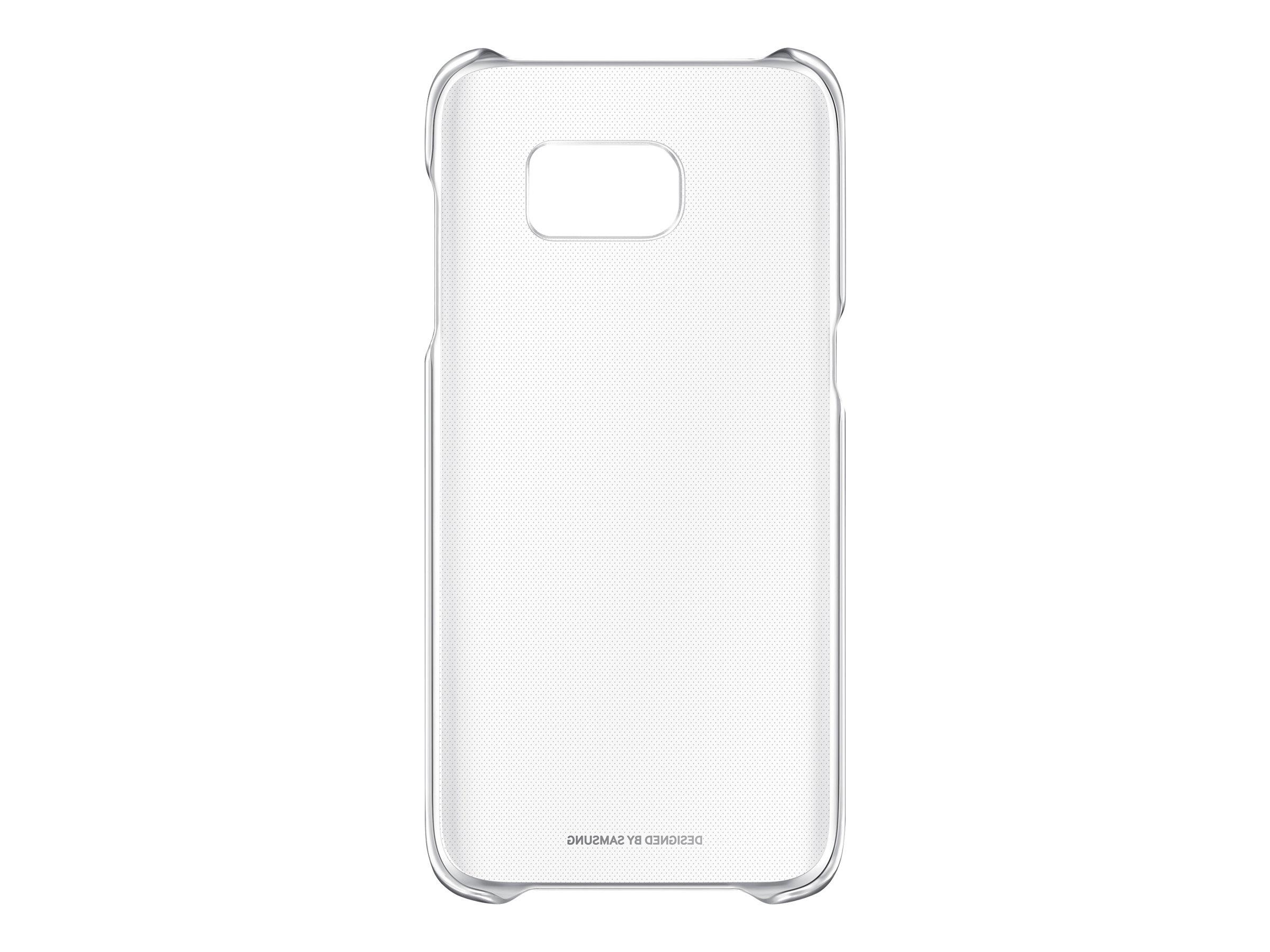 Samsung Clear Cover EF-QG935 - Coque de protection pour Galaxy S7 edge - différents coloris