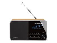 Grundig DTR 4000 DAB+ BT DAB bærbar radio eg