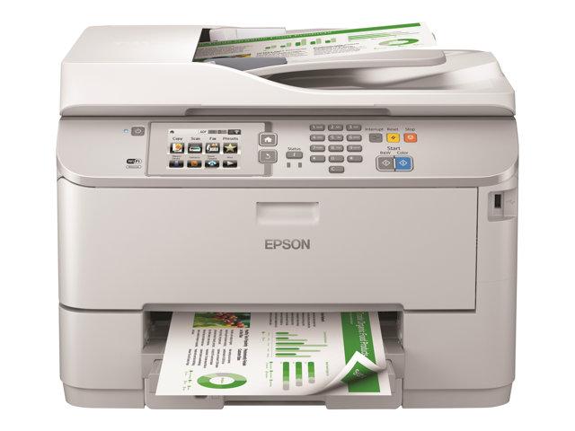 Image of Epson WorkForce Pro WF-5620DWF - multifunction printer ( colour )
