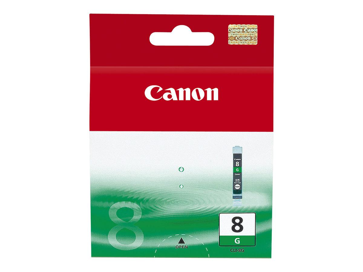Canon CLI-8G - vert - originale - réservoir d'encre