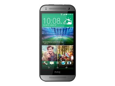 99HZY013-00 - HTC One Mini 2 - glacial silver - 4G LTE ...