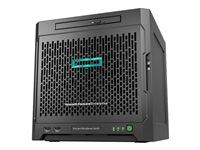HPE ProLiant MicroServer Gen10 Solution - Server - ultra micro tower
