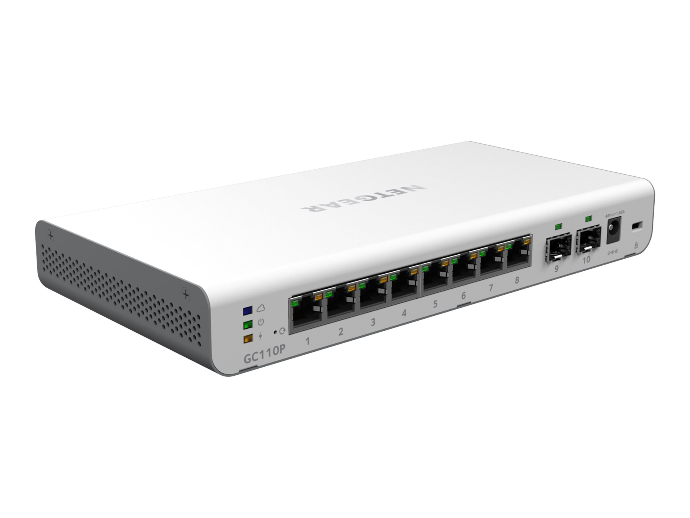 Netgear Insight Gc110p Switch 10 Ports Smart 100nas Diagram Router Modem Also Nutanix Port On Networking Need Help Contact Your Zones Account Executive Or Call 8004089663