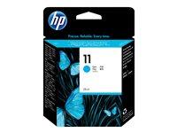 HP 11 - 28 ml - cián