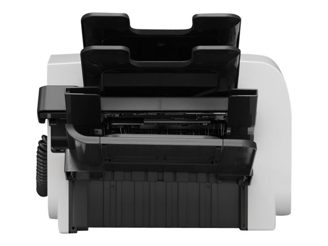 Image of HP printer mailbox with stapler - 900 sheets