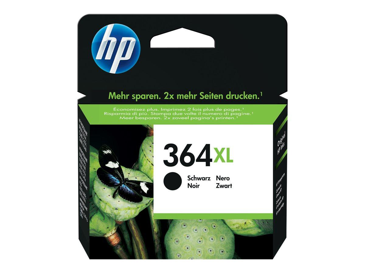 HP 364XL - ALTO RENDIMIENTO - NEGRO - ORIGINAL - C