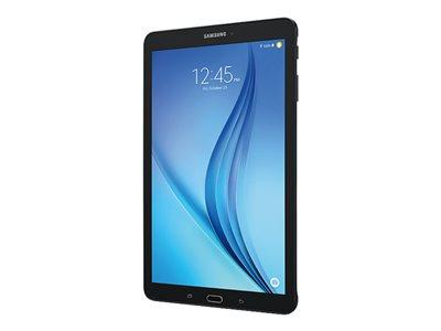 "Samsung Galaxy Tab E - Tablet - Android 6.0 (Marshmallow) - 16 GB - 9.6"" (1280 x 800) - microSD slot - black"