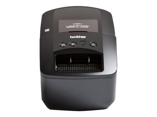 Image of Brother QL-720NW - label printer - monochrome - direct thermal
