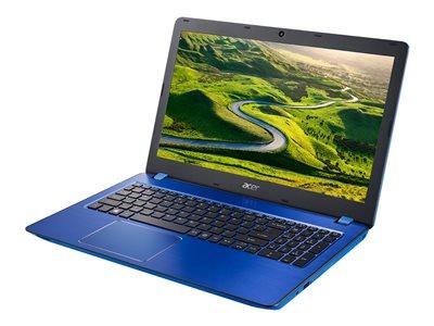"Acer Aspire F 15 F5-573-32ZS - Core i3 6100U / 2.3 GHz - Win 10 Home 64-bit - 4 GB RAM - 1 TB HDD - DVD SuperMulti - 15.6"" 1366 x 768 (HD) - HD Graphics 520 - Wi-Fi - indigo blue - kbd: US International"