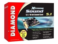 Diamond Xtreme Sound XS51