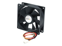 StarTech.com Ventilateur PC à Double Roulement à Billes - Alimentation TX3 - 60 mm