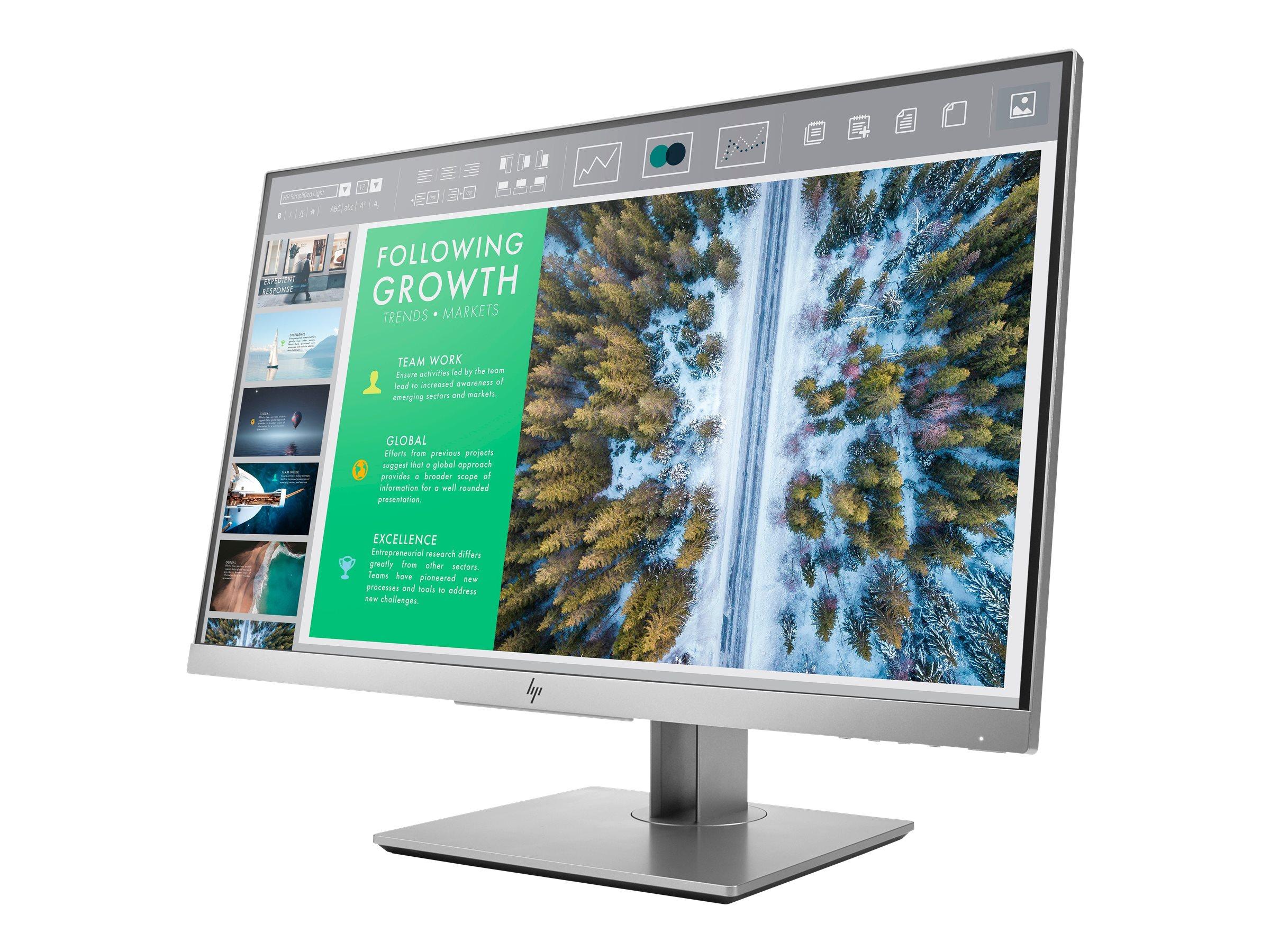 PC-Lager ApS - Skærme & Projektorer - HP EliteDisplay E243