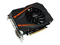 Gigabyte GeForce GTX 1060 Mini ITX OC 3G carte graphique - GF GTX 1060 - 3 Go