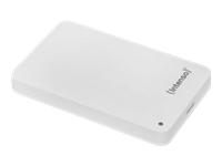 """Intenso Memory Case Harddisk 1 TB ekstern (bærbar) 2.5"""" USB 3.0"""