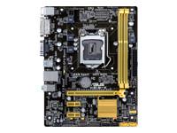 ASUS H81M-K Bundkort micro-ATX LGA1150 sokkel H81 USB 3.0 Gigabit LAN