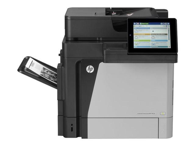 Image of HP LaserJet Enterprise M630h - multifunction printer ( B/W )