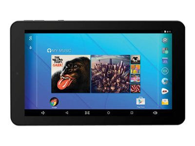 """Ematic EGQ367BD - Tablet - Android 5.0 (Lollipop) - 16 GB - 7"""" (1024 x 600) - microSD slot - teal"""