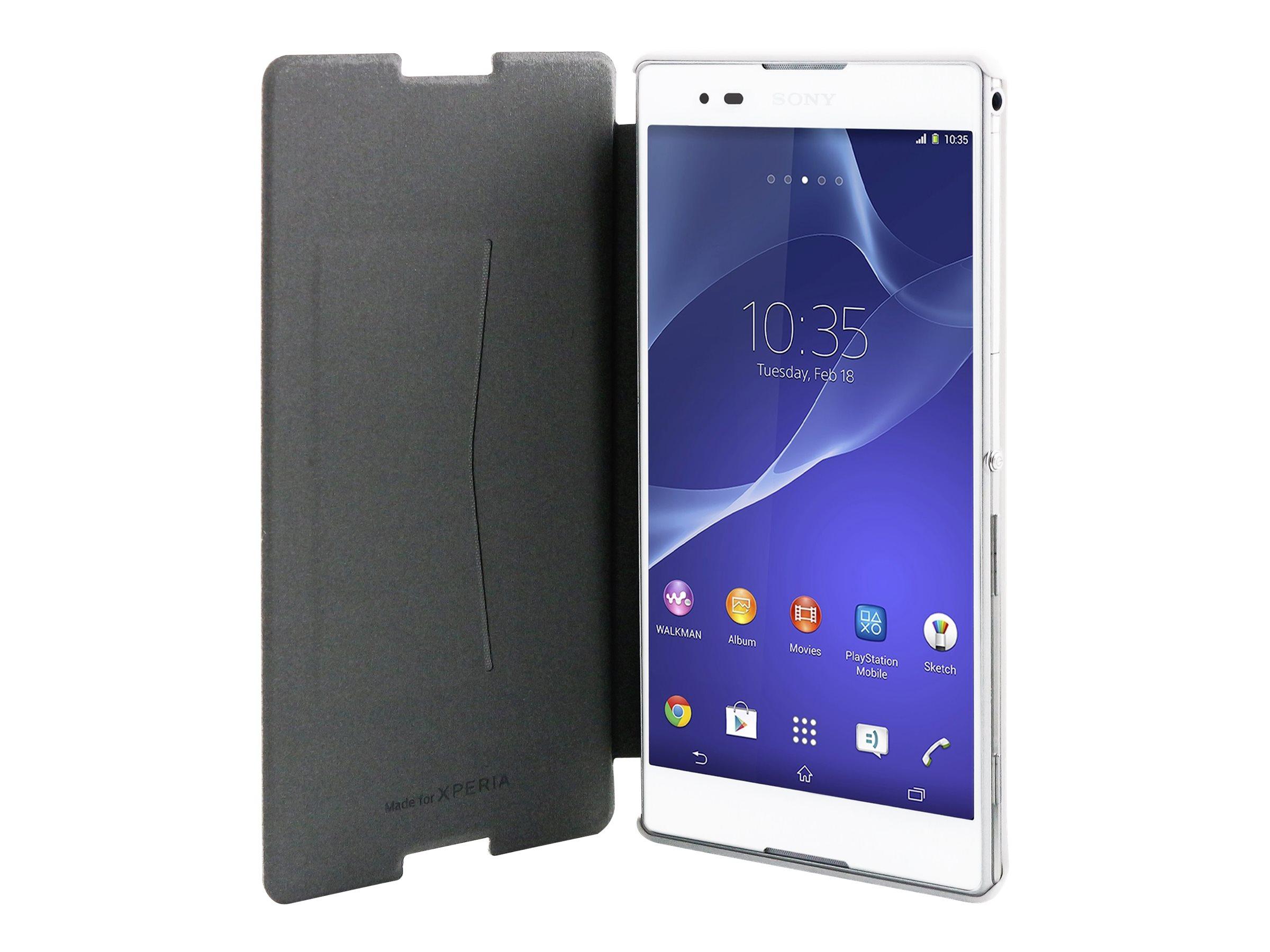 Muvit MFX ultra slim folio - coque de protection pour téléphone portable