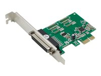 AddOn Intel Based Quad RJ-45 Port PCIe NIC