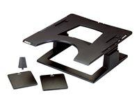 Image of 3M Adjustable Notebook Riser LX500 - notebook platform