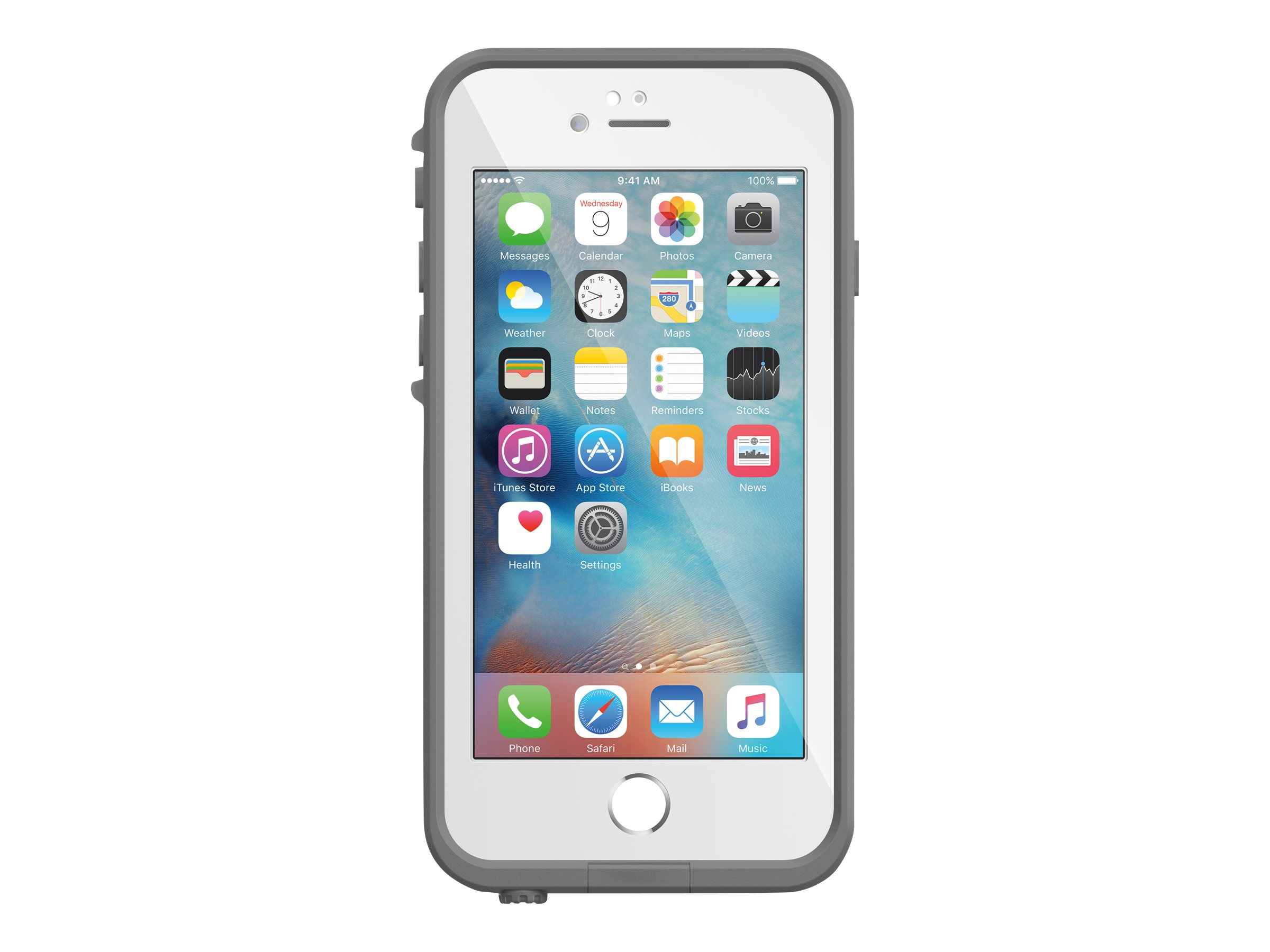 LifeProof Fre - Étui de protection pour iPhone 6, 6s  - blanc avalanche