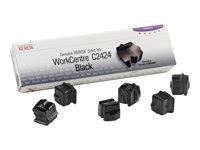 XEROX - GENUINE SUPPLIES Tinta s�lida Negra (Pack 6) (6.800 p�ginas)108R00664