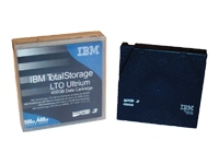 IBM TotalStorage - LTO Ultrium x 1 - 400 Go - support de stockage