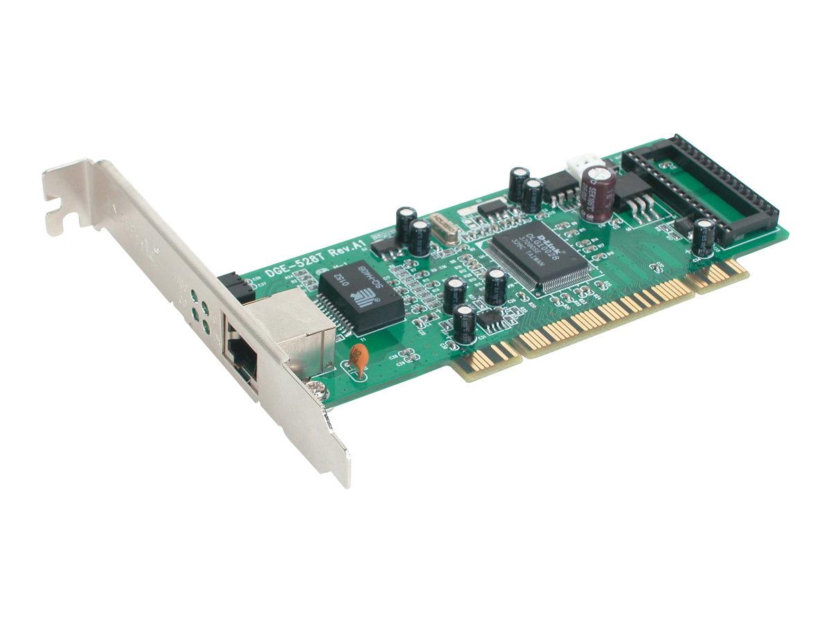 D-LINK DGE-528T - ADAPTADOR DE RED - PCI PERFIL BA