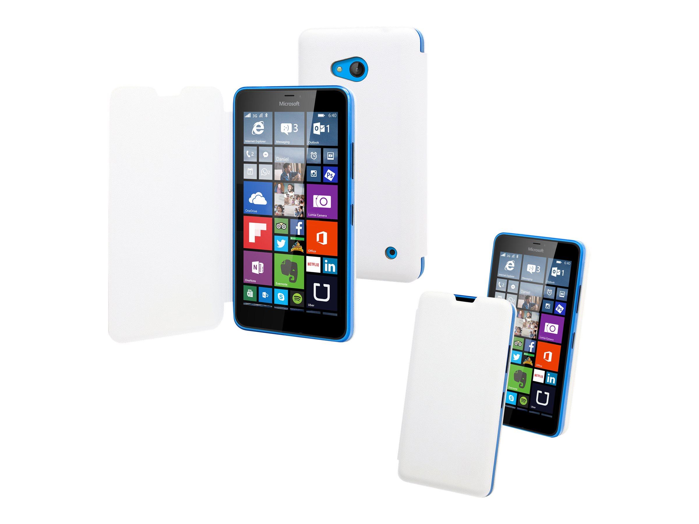 Muvit Customline LiteFolio protection à rabat pour téléphone portable