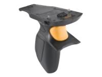 Zebra - Handheld pistol grip handle - for Symbol TC70; Zebra TC70X, TC75, TC75X