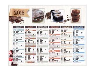 Oberthur Chocolatissimo - agenda