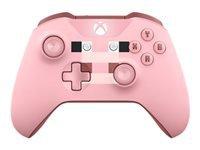 Microsoft Xbox Wireless Controller Minecraft Pig gamepad trådløs