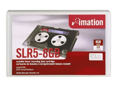 Imation 1Pk Slr5 5.25 Data Cart