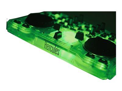 Hercules DJControl Glow - Ovladač DJ