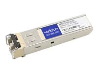 AddOn Avago AFBR-5705LZ Compatible SFP Transceiver