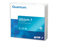 Quantum - LTO Ultrium x 1 - 6 To - support de stockage