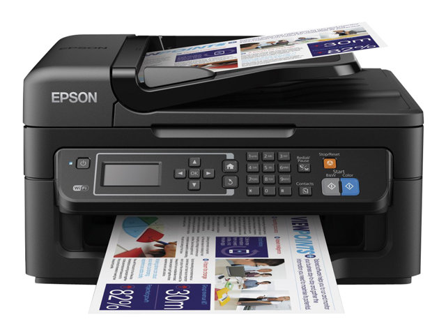 Image of Epson WorkForce WF-2630WF - multifunction printer ( colour )
