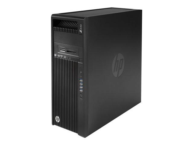 HP Workstation Z440 - Xeon E5-1620V3 3.5 GHz - 16 GB - 1 TB G1X54EA#ABN