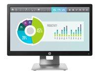 HP EliteDisplay E202 LCD monitor 20in HDMI/USB/VGA Black