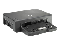 HP 2012 120W Advanced Docking Station - station d'accueil