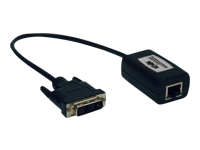 Tripp Lite B140-1P0 DVI over Cat5 / Cat6 Extender, Video Receiver