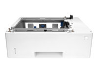 HP - Media tray / feeder - 550 sheets - for LaserJet Enterprise M607, M608, M609, M610, M611, M612; LaserJet Managed E60055, E60075