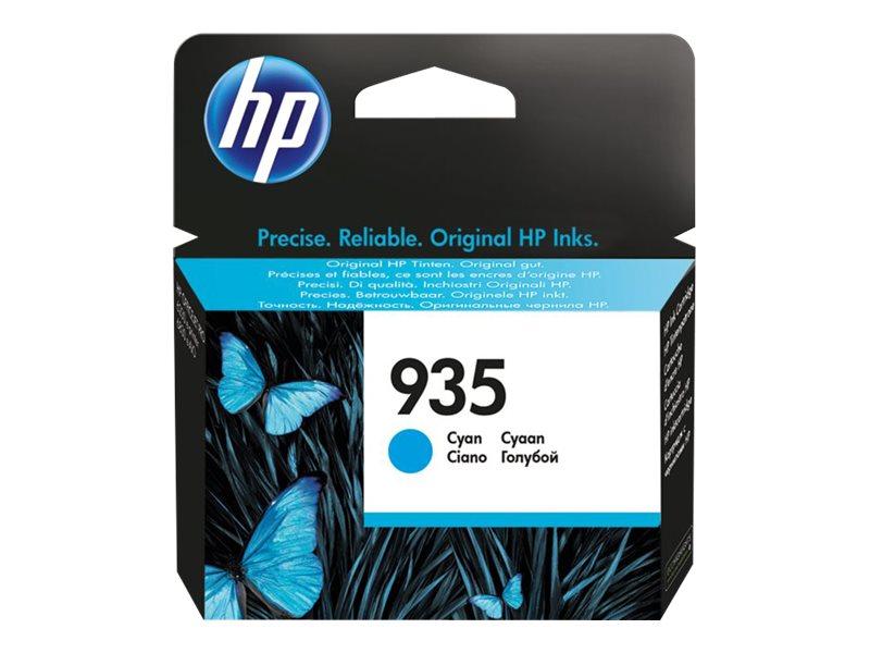 HP 935 - cyan - originale - cartouche d'encre