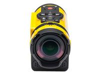 Kodak PIXPRO SP1 - Action camera - mountable - 14.0 MP - 1080p - Wi-Fi - underwater up to 30ft - yel