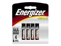 Energizer Max E92BP-4