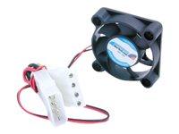 STARTECH - COMPUTER PARTS StarTech.com 40x10mm Replacement Dual Ball Bearing Computer Case Fan w/ LP4FAN4X1LP4