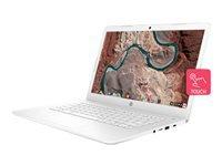 HP Chromebook 14-ca079no Celeron N3350 / 1.1 GHz Chrome OS 4 GB RAM